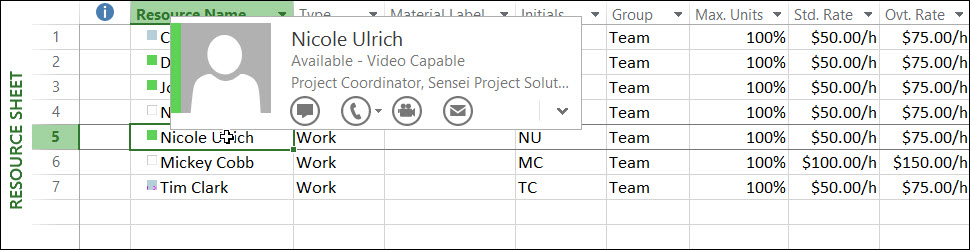 A New Feature in Microsoft Project 2016 That You Might Not
