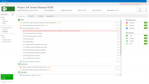 Sensei Portfolio Advisor - Schedule Compliance